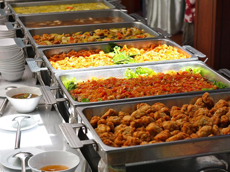 Đặt tiệc buffet – Trải nghiệm tiệc hoàn hảo theo phong cách thời thượng
