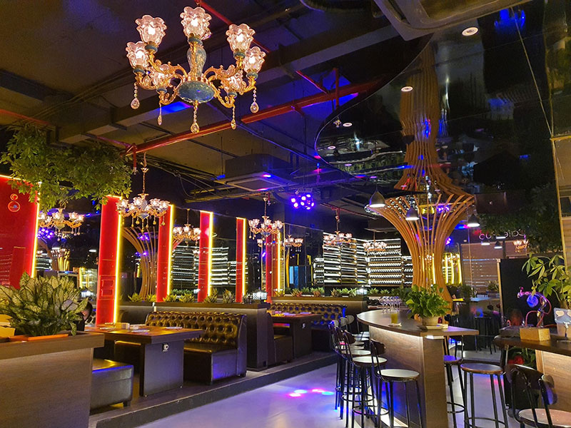 L'amour Cafe Pub – Không gian cực chill thu hút giới trẻ tại Hà Nội