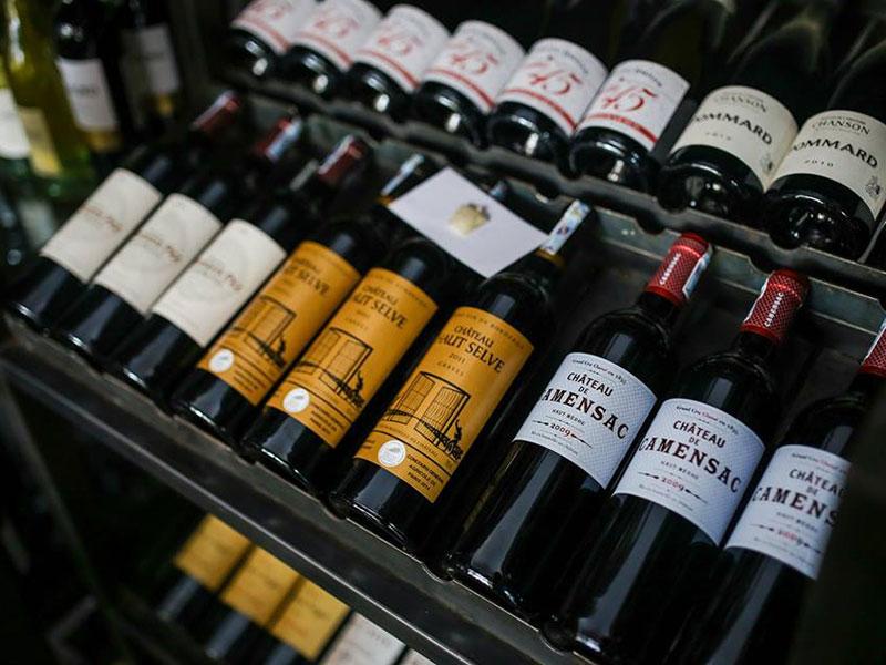 Paula's Wines là địa chỉ dành cho những người am hiểu, yêu thích rượu vang
